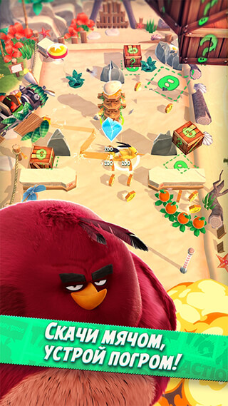 Angry Birds: Action! скриншот 2