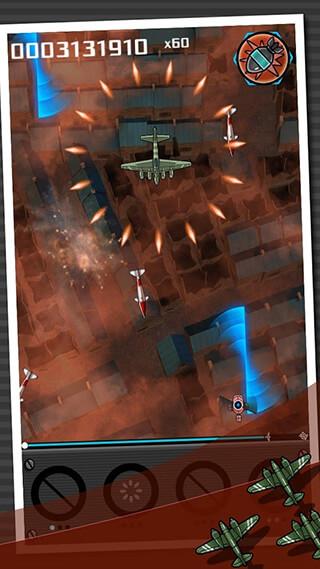 Squadron 1945 скриншот 4