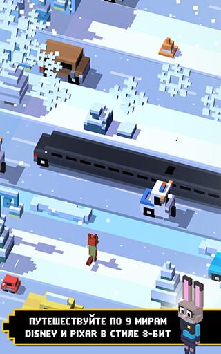 Disney: Crossy Road скриншот 2