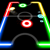 Glow Hockey иконка