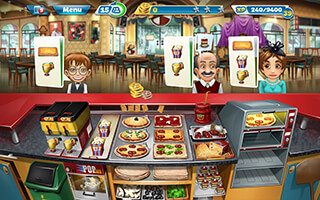 Cooking Fever скриншот 3