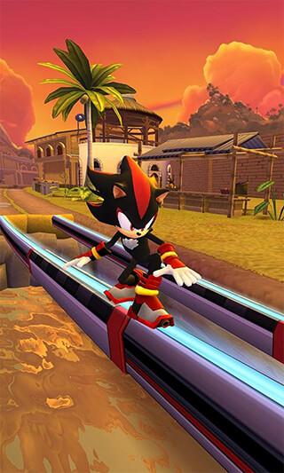 Sonic Dash 2: Sonic Boom скриншот 2