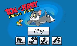 Tom and Jerry: Mouse Maze FREE скриншот 1