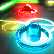 Glow Hockey 2 иконка