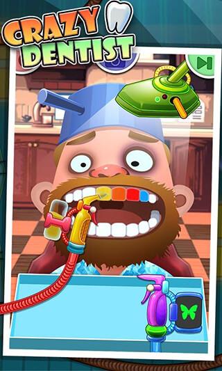 Crazy Dentist скриншот 1