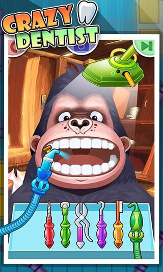 Crazy Dentist скриншот 2