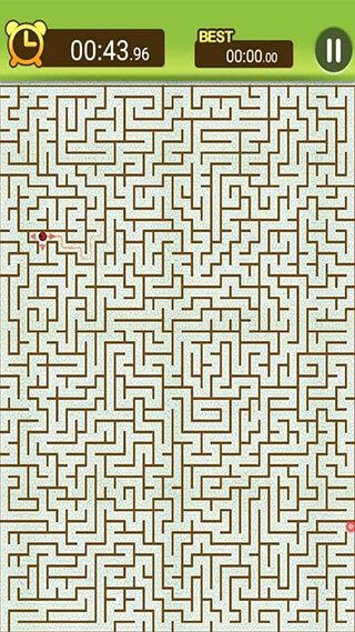 Maze King скриншот 1