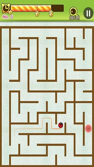 Maze King скриншот 4