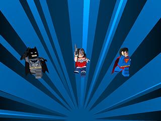 LEGO: DC Super Heroes скриншот 1
