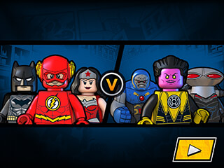 LEGO: DC Super Heroes скриншот 2
