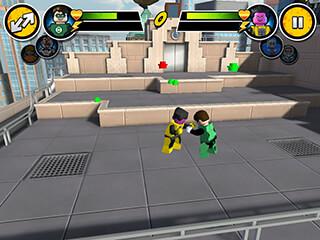 LEGO: DC Super Heroes скриншот 3