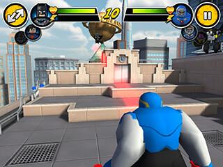 LEGO: DC Super Heroes скриншот 4
