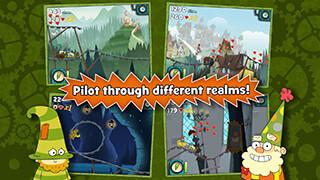 The 7D: Mine Train скриншот 2