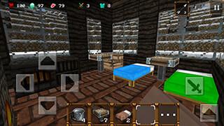 Winter Craft 3: Mine Build скриншот 2