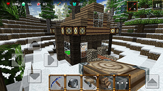 Winter Craft 3: Mine Build скриншот 4