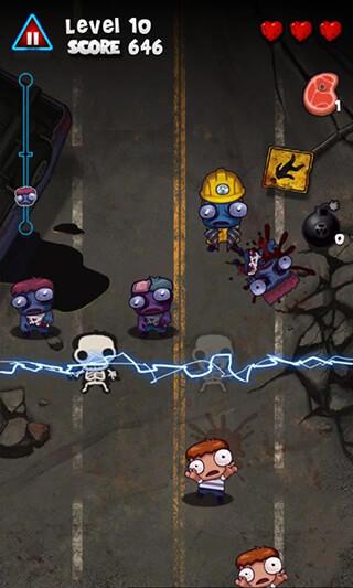 Zombie Smasher скриншот 2