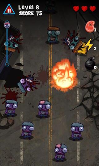 Zombie Smasher скриншот 3