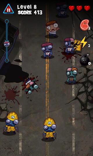 Zombie Smasher скриншот 4