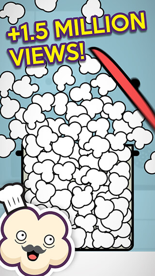 Popcorn Chef скриншот 1