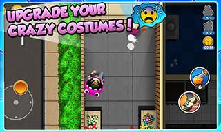 Robbery Bob 2: Double Trouble скриншот 1