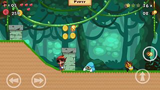 Hunter Adventure скриншот 1