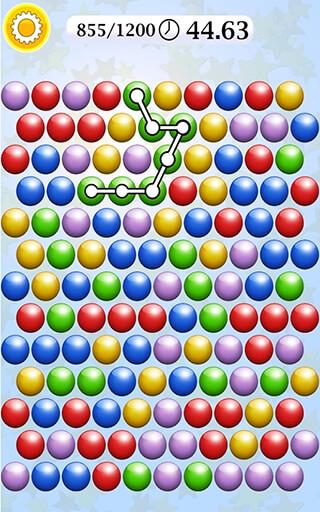 Connect Bubbles скриншот 1