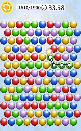 Connect Bubbles скриншот 2
