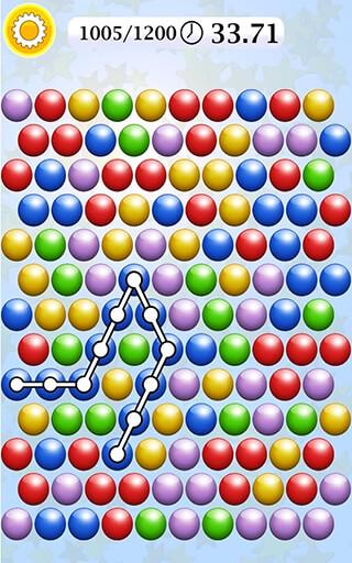 Connect Bubbles скриншот 4