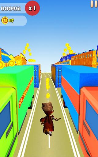 Run Subway Ninja скриншот 4