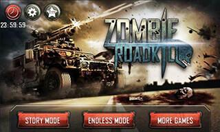 Zombie Roadkill 3D скриншот 1