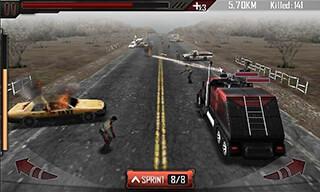 Zombie Roadkill 3D скриншот 2