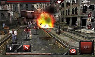 Zombie Roadkill 3D скриншот 3