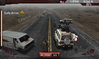 Zombie Roadkill 3D скриншот 4