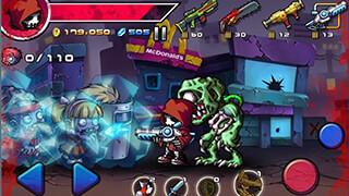 Zombie Diary скриншот 4
