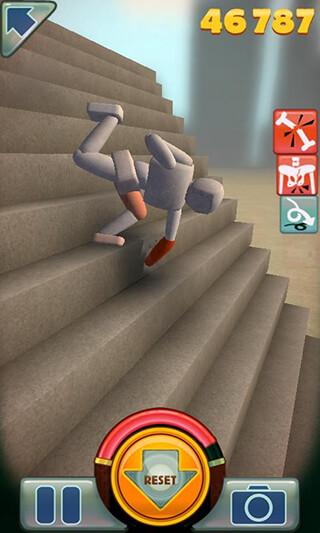 Stair Dismount скриншот 1