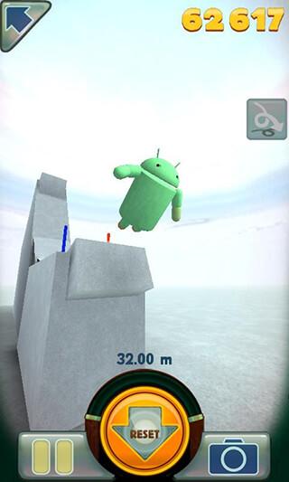 Stair Dismount скриншот 2