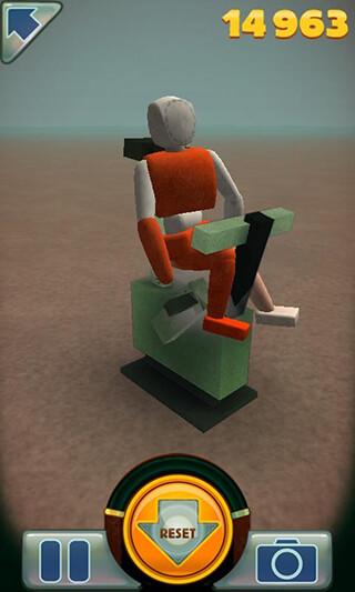 Stair Dismount скриншот 3