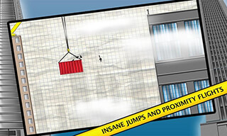 Stickman: Base Jumper скриншот 1