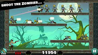 Stupid Zombies скриншот 2