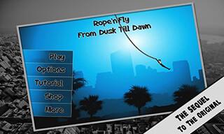 Rope'n'Fly 3: Dusk Till Dawn скриншот 1