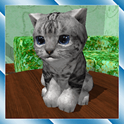 Cute Pocket Cat 3D: Part 2 иконка