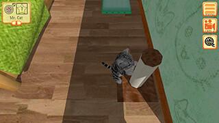 Cute Pocket Cat 3D: Part 2 скриншот 1