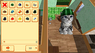 Cute Pocket Cat 3D: Part 2 скриншот 4
