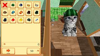 Cute Pocket Cat 3D: Part 2 скриншот 4