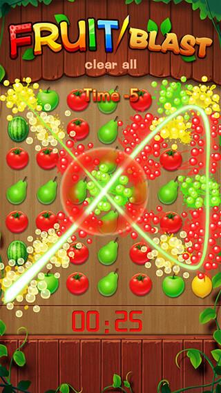 Fruit Blast скриншот 1
