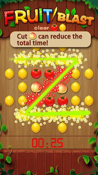 Fruit Blast скриншот 3