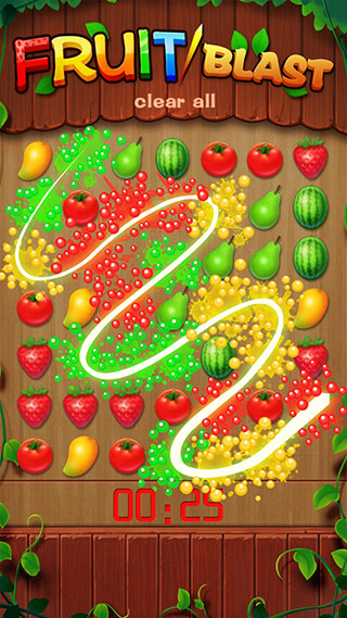Fruit Blast скриншот 4