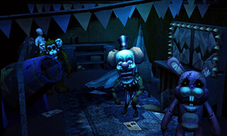 Haunted Circus 3D скриншот 1