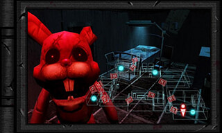 Haunted Circus 3D скриншот 2