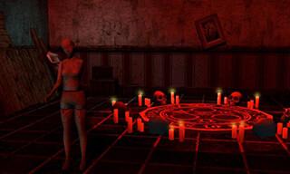 Haunted Circus 3D скриншот 4